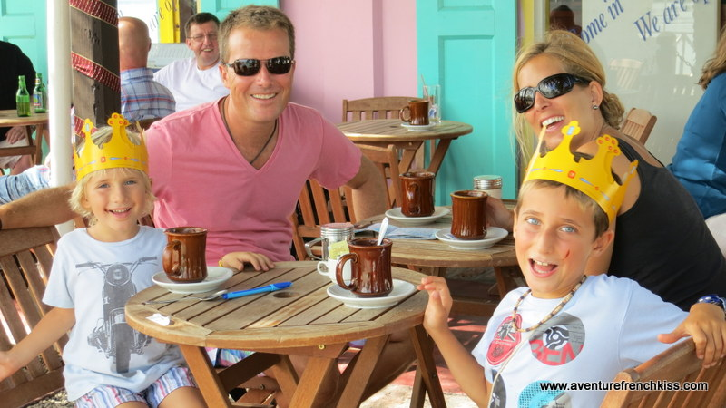 Café à St-John